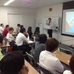昨日熊本市であった、Facebookのセミナーに参加してきました。