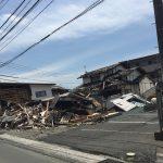 熊本地震の公費解体もひと段落しようとしています。これからはマイホームに力入れます!!